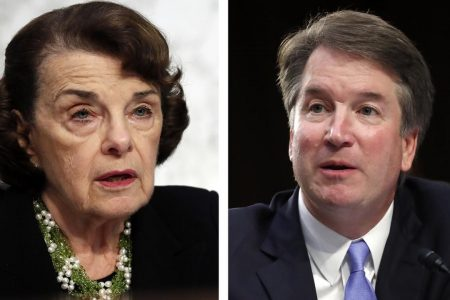 Feinstein releases cryptic statement about Brett Kavanaugh nomination amid intrigue over secret letter