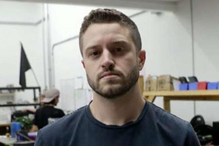 Cody Wilson, man behind 3-D printed gun, arrested in Taiwan amid sex assault allegations, official says