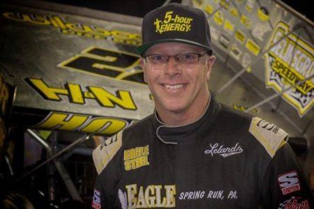 Pennsylvania sprint car racer Greg Hodnett killed in crash