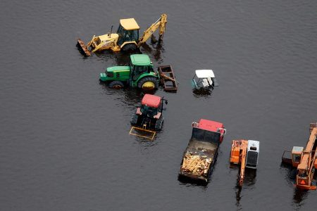 North Carolina residents should avoid Florence-affected waters, officials say