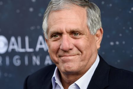 CBS CEO Les Moonves becomes most powerful media exec to resign in wake of #MeToo