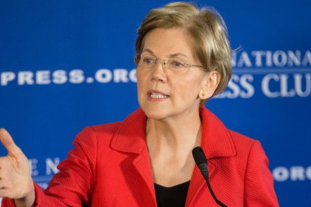 Elizabeth Warren says she'll 'take a hard look at running for president' after midterms