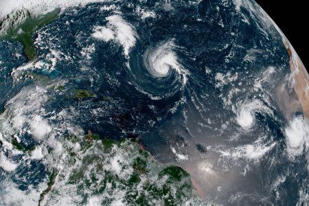 Tropical Storm Florence creeps closer to US, will head toward East Coast as major hurricane