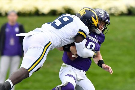 No. 15 Michigan spots Northwestern a big lead before rallying for win late