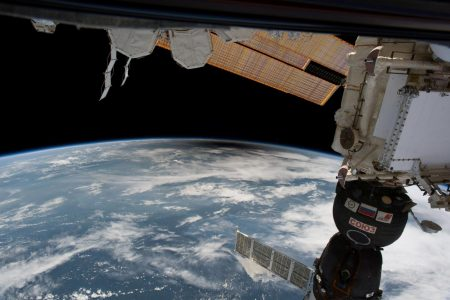 NASA and Russian Space Agency Tight-lipped on Source of Space Station Air Leak