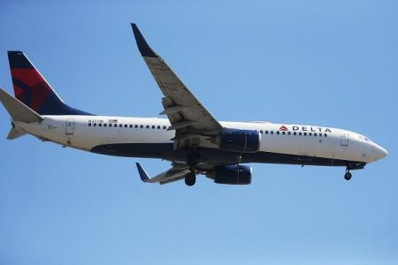 Drunk Delta Passenger 'Head-Butted' Flight Attendant After Being Denied Drinks, Police Said