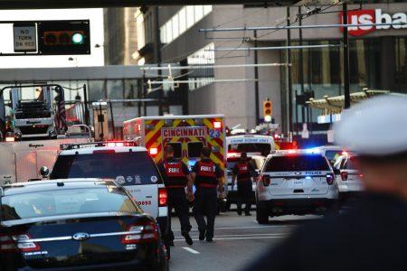 Cincinnati gunman armed for 'bloodbath' kills 3
