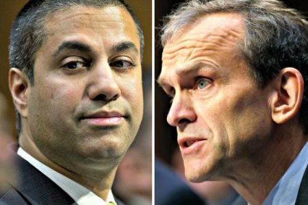 The Google Tape–Google Exec Accidentally Makes Ajit Pai's Point: Net Neutrality Is Unnecessary