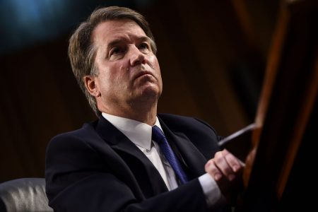 Now that his accuser has spoken out, is Brett Kavanaugh's nomination in danger?