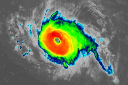 Category 4 Hurricane Florence rapidly strengthens and may threaten East Coast next week