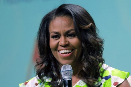 Michelle Obama's 10-city book tour will take her to major arenas
