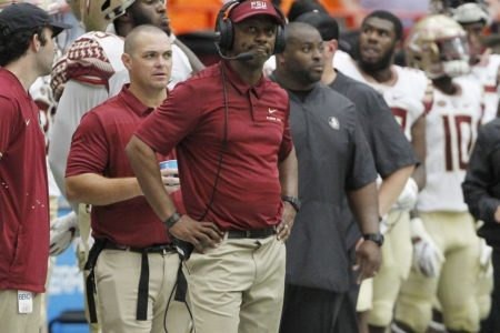 How many games can this Florida State football team win? Two? Three? Two?