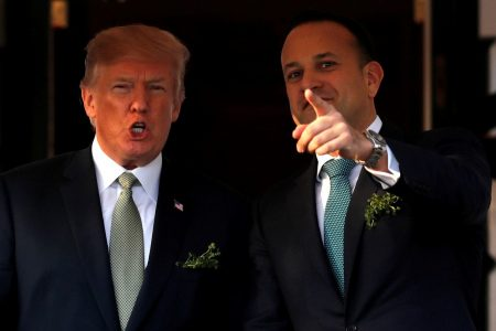 Irish government says Trump has scratched planned trip to Dublin this fall
