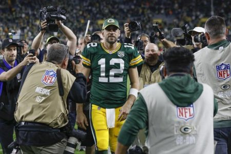 NFL Week 2: How will injuries to Aaron Rodgers, Leonard Fournette shape big games?