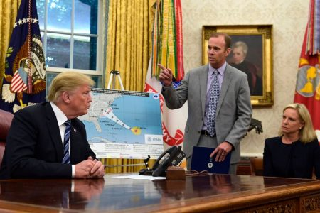 FEMA administrator Brock Long faces watchdog investigation over personal travel