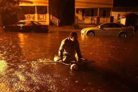 Hurricane Florence: 'Powerful, slow and relentless' storm pummels North Carolina