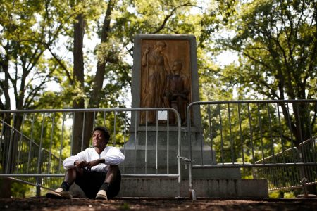 UNC the latest college to grapple with the felling of a Confederate statue amid fears of rising tension