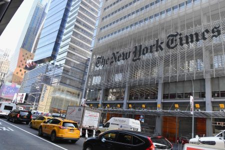 New York Times backtracks on a tale about some expensive curtains