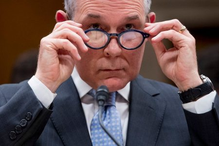 EPA lacked justification, authority for Pruitt's 24/7 security detail, watchdog finds