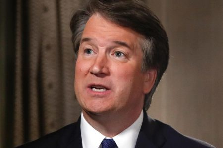 Kavanaugh nomination: Judge says he is victim of 'character assassination' as third woman comes forward
