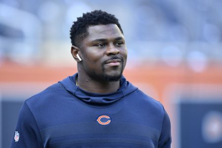Khalil Mack, soft-spoken QB destroyer, has made the Bears contenders and Raiders fans miserable