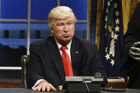 Alec Baldwin said it was 'agony' to parody Trump on SNL. But it looks like he will be back anyway.