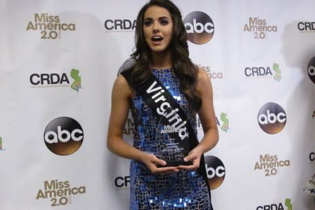 Miss America contestant asked about NFL protests, wins prize for answer