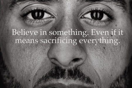 Trump says Nike 'is getting absolutely killed' over Colin Kaepernick ad, renews attack on NFL players