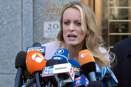 Michael Cohen firm seeks to void nondisclosure agreement with Stormy Daniels