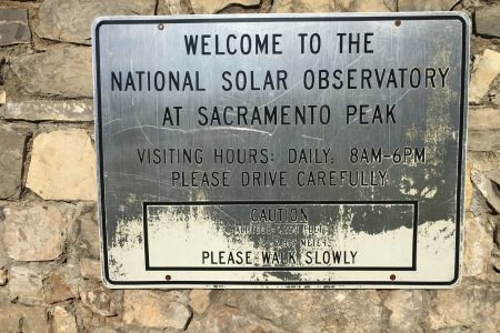 A solar observatory in New Mexico is evacuated for a week and the FBI is investigating. No one will say why.