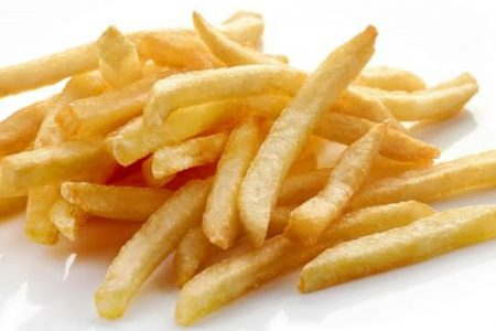A spud-tastrophe! Fries in Europe could lose up to an inch