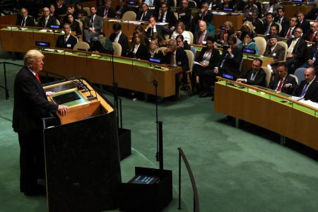 Fact-checking President Trump's speech to the UN General Assembly