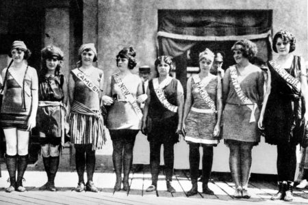 Swimsuits are gone from Miss America, but the relationship was always complicated