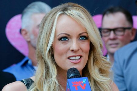 Transcript: Stormy Daniels speaks about feeling threatened, the Cohen news and how 2018 has changed her life
