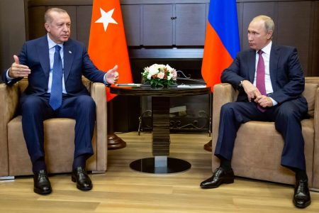 Turkey and Russia agree on 'demilitarized zone' in Syria's last rebel-held enclave
