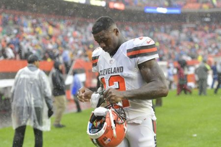 Cleveland Browns will either trade wide receiver Josh Gordon or cut him