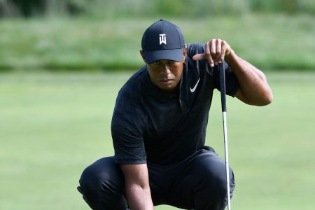 Tiger Woods fixes putting, but is 'a little off' everywhere else at Dell Technologies