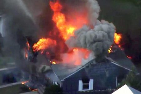 Gas company linked to explosions in Massachusetts, West Virginia, Ohio