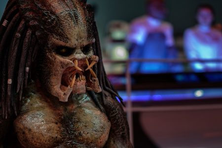 'The Predator' chews up the competition, tops box office with $24M