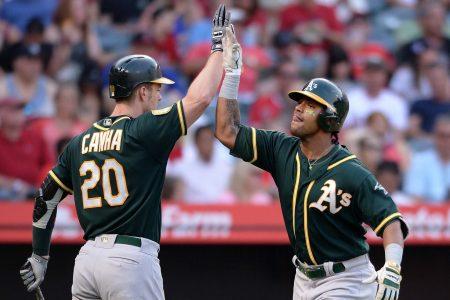 MLB playoffs: Athletics clinch final AL postseason berth with Rays loss