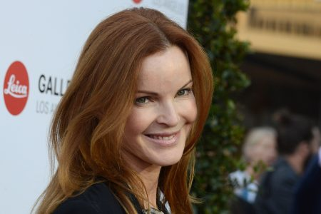 'Desperate Housewives' star Marcia Cross is 'happy to be alive' after battling anal cancer