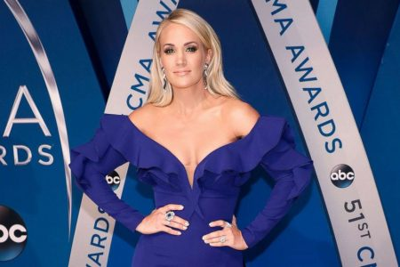 Carrie Underwood suffered 3 miscarriages in 2 years