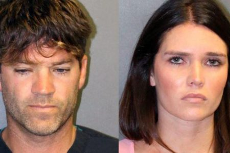 California doctor and his girlfriend charged with drugging, sexually assaulting women