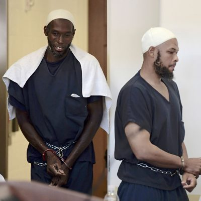 Conspiracy charges filed against former members of New Mexico compound