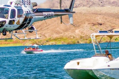 4 missing, 10 hurt after 2 boats collide, sink on Colorado River