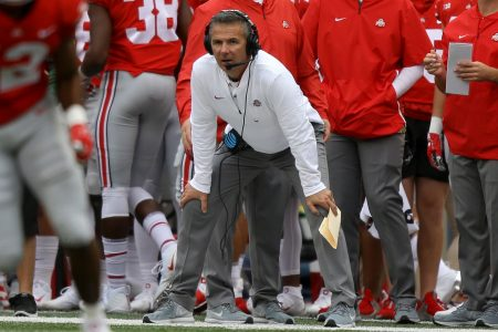 Urban Meyer gets applause, Ohio State routs Tulane in coach's return; Now comes Penn State