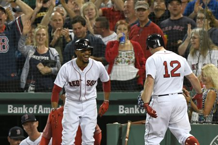 Boston Red Sox are first team to clinch playoff berth after win over Blue Jays