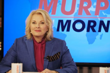 Hillary Clinton makes a surprise guest appearance on 'Murphy Brown'