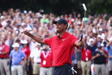 How Tiger Woods Won His First Title in 5 Years