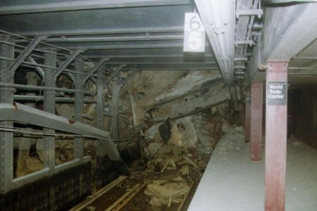 NYC subway station at site of 9/11 attack reopens after nearly 2 decades